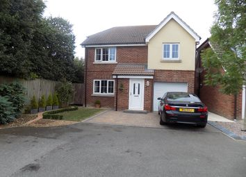 4 bed detached house for sale in St George's Court, Blackfield SO45