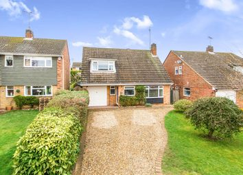 Thumbnail 3 bedroom detached house for sale in Tuffnells Way, Harpenden