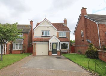 Thumbnail 4 bed detached house for sale in Blakiston Court, Newton Aycliffe