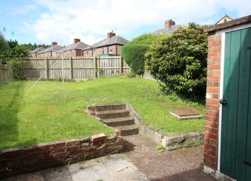 Thumbnail 2 bed semi-detached house to rent in Park View, Burnopfield, Newcastle Upon Tyne