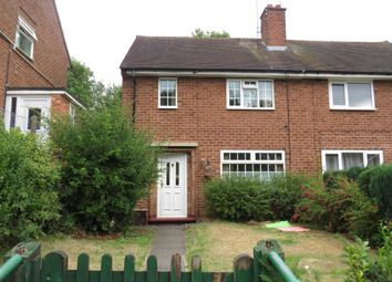 Thumbnail 2 bed property to rent in Ferncliffe Road, Harborne, Birmingham