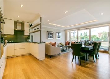 Thumbnail 4 bed flat for sale in King Henrys Reach, Manbre Road, London