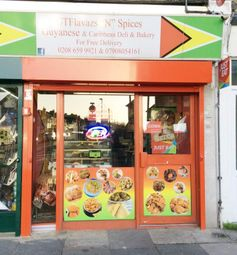 Thumbnail Restaurant/cafe for sale in 73-75 Elmers End Road, London