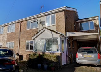 Thumbnail 4 bed semi-detached house for sale in Ellingham Avenue, March