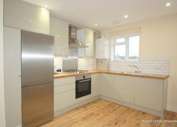 Thumbnail 1 bed flat to rent in Fircroft, Halton Road, Islington