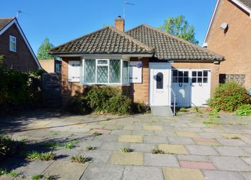 Thumbnail 2 bed bungalow for sale in Wingfield Road, Coleshill, Birmingham