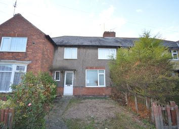 Thumbnail 3 bed terraced house for sale in Lansdowne Grove, Wigston