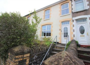 Thumbnail 2 bed terraced house for sale in Bridgend Road, Llanharan, Pontyclun