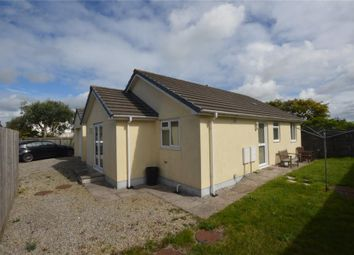 Thumbnail 2 bed detached bungalow for sale in Trenethick Parc, Helston, Cornwall