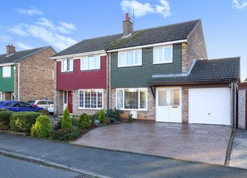 Thumbnail 3 bed semi-detached house for sale in Park Avenue, North Anston, Sheffield, South Yorkshire
