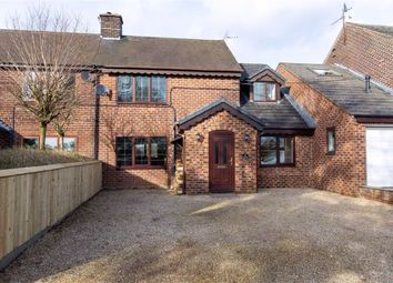 Thumbnail 4 bed semi-detached house for sale in Reedgate Lane, Crowley, Cheshire