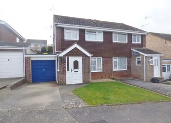 Thumbnail 3 bed semi-detached house for sale in Wyre Close, Paignton