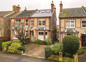 Thumbnail 5 bed semi-detached house for sale in Earlsbrook Road, Redhill, Surrey