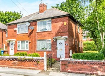 Thumbnail 2 bedroom semi-detached house for sale in Wellington Street, Audenshaw, Manchester, Greater Manchester