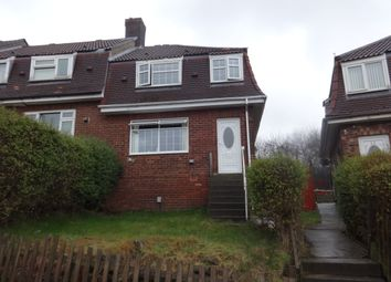 Thumbnail 3 bed terraced house to rent in Cliffe St, Batley