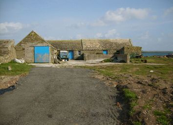 Thumbnail Land for sale in Quivals Farm, Otterswick Road, Sanday, Orkney