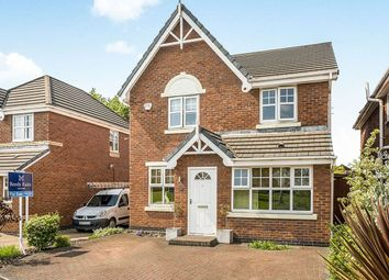 Thumbnail 5 bedroom detached house for sale in Kirkwood Close, Aspull, Wigan