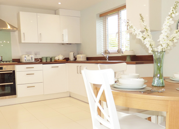 Thumbnail 4 bedroom detached house for sale in The Goldcrest At Malvern View, Bartestree, Herefordshire