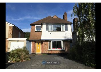 Thumbnail 3 bed detached house to rent in Hermitage Road, London