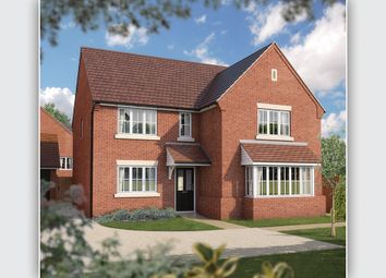 "Thumbnail 5 bed detached house for sale in ""The Arundel"" at Coupland Road, Selby"