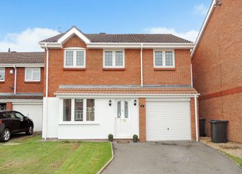 Thumbnail 4 bedroom detached house for sale in Berenda Drive, Longwell Green, Bristol