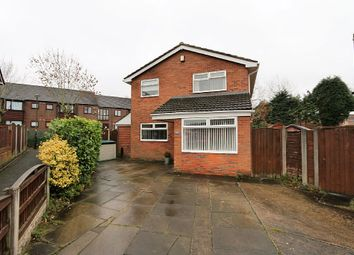 Thumbnail 4 bed detached house for sale in Turnberry, Skelmersdale, Lancashire