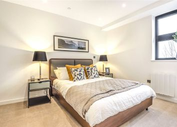 Thumbnail 3 bed flat for sale in Dolphin Bridge House, Rockingham Road, Uxbridge, Middlesex