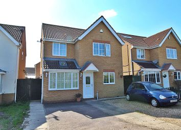Thumbnail 4 bed detached house for sale in Berwick Way, Sandy