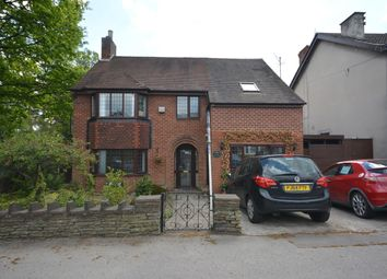 Thumbnail 4 bedroom detached house for sale in Chatsworth Road, Brampton, Chesterfield