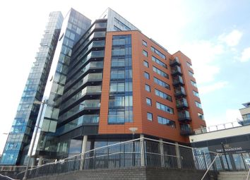 Thumbnail 2 bedroom flat to rent in The Hawkins Tower, Admirals Quay, Southampton