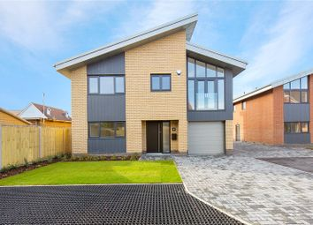 Thumbnail 4 bed detached house for sale in The Marigold, The Meadows, North Stifford, Grays