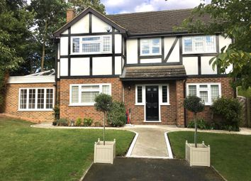Thumbnail 4 bed detached house for sale in Westwood Close, Bromley