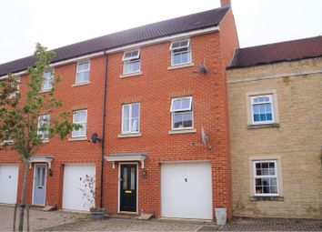 Thumbnail 3 bed town house for sale in Prospero Way, Swindon