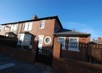 Thumbnail 3 bedroom semi-detached house for sale in North View, Newbiggin-By-The-Sea