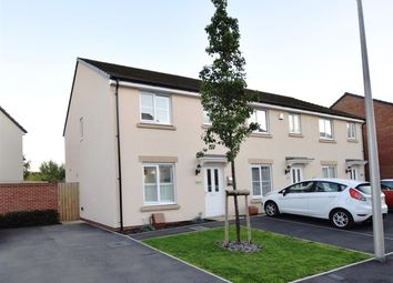 Thumbnail 3 bed semi-detached house for sale in Paper Mill Gardens, Portishead, Bristol