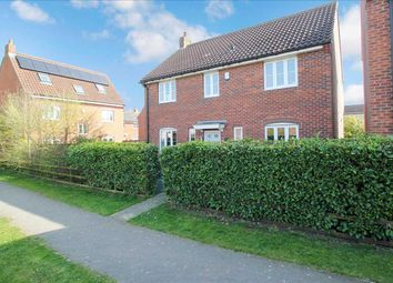 Thumbnail 4 bed detached house for sale in Hedge Lane, Witham St. Hughs, Lincoln