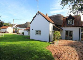 Thumbnail 3 bedroom cottage for sale in Townside, Haddenham, Aylesbury