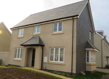 Thumbnail 4 bedroom detached house for sale in Wall Park Road, Brixham