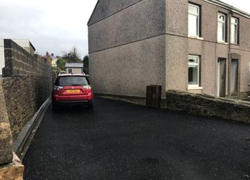 Thumbnail 2 bed end terrace house to rent in Heol Y Banc, Pontyberem, Llanelli