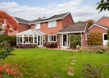 Thumbnail 3 bed link-detached house for sale in Chestnut Close, Tarporley