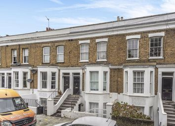 Thumbnail 1 bed flat for sale in Bramber Road, London