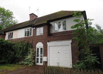 Thumbnail 4 bed semi-detached house to rent in Westminster Road, Leicester