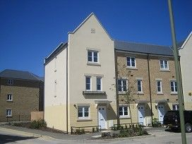 Thumbnail 3 bed town house to rent in Chipping Norton, Oxfordshire