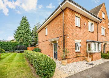 Thumbnail 3 bed end terrace house for sale in Montague Close, Farnham Royal, Slough