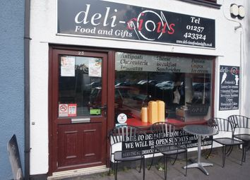 Thumbnail Restaurant/cafe for sale in Standish, Wigan