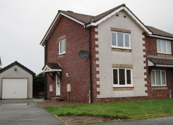 Thumbnail 2 bed semi-detached house to rent in Anson Avenue, Heathhall, Dumfries