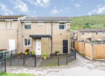 Thumbnail 3 bed end terrace house for sale in Hart Mill Close, Mossley, Ashton-Under-Lyne, Greater Manchester