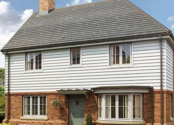 Thumbnail 4 bed detached house for sale in The Hawfinch, Orchard View, Vicarage Road, Yalding Kent