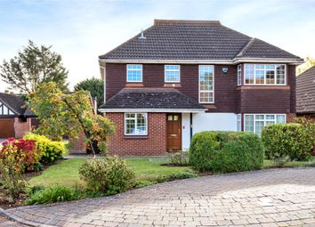 Thumbnail 4 bedroom detached house for sale in Ripley Close, Bromley