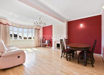 Thumbnail 4 bed flat to rent in Menelik Road, London